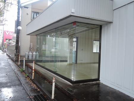 事務所1階外観