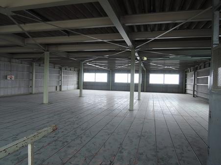 倉庫内部 2階