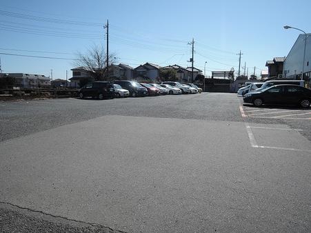 東側 第二駐車場