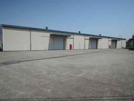 倉庫B棟361坪