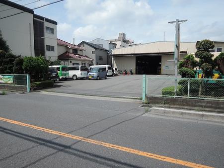 倉庫・事務所 外観
