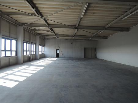倉庫内部 4階 119坪