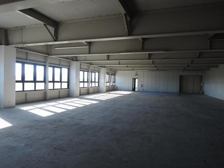 倉庫内部 3階 119坪