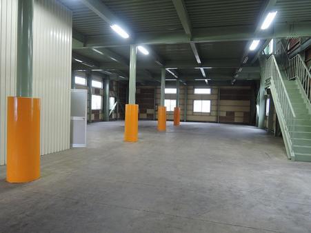 倉庫内部 1階