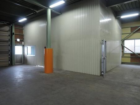 倉庫内部 1階事務所部