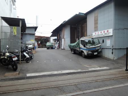 倉庫 外観