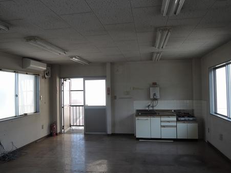 事務所内部2階