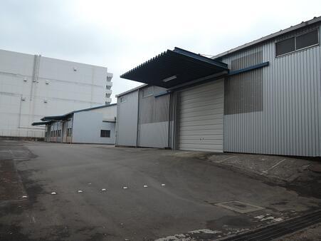 倉庫2棟 外観