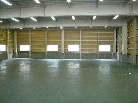 倉庫1階内部