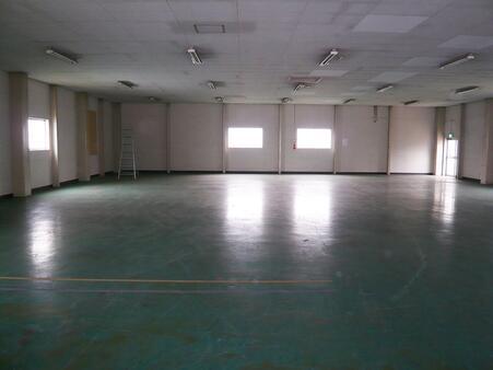 倉庫2階内部