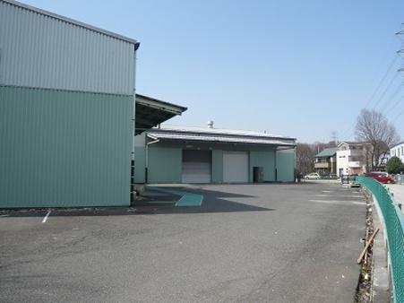 倉庫B 203坪