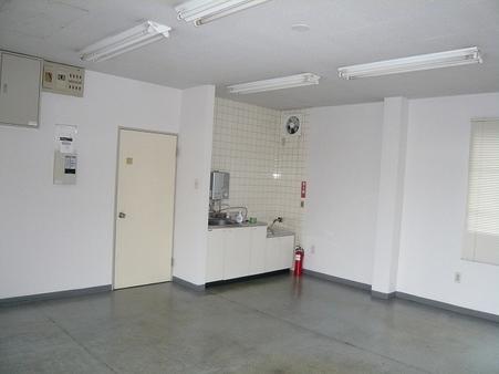 事務所1階内部