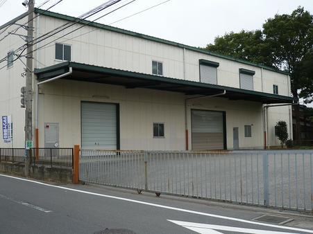 二階建て倉庫
