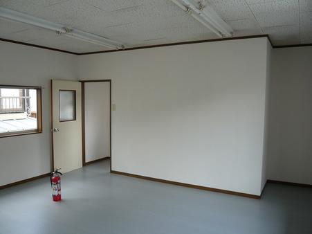 事務所2階