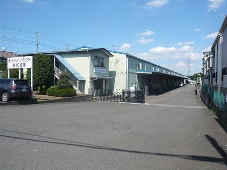 倉庫A棟・事務所