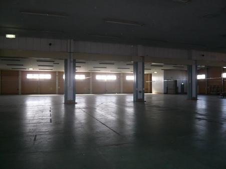 倉庫B棟2階