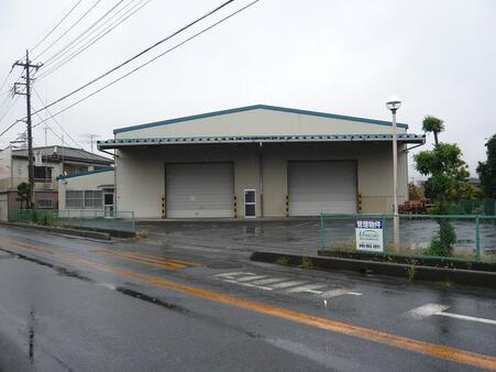 倉庫内流し台