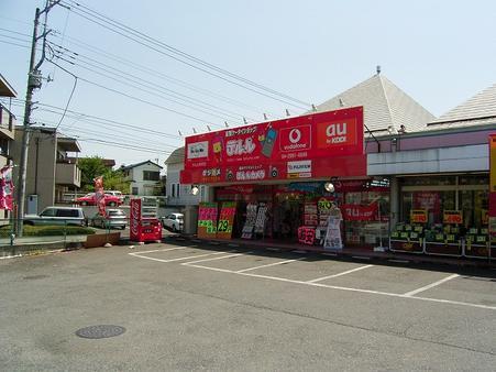 店舗B部 左側