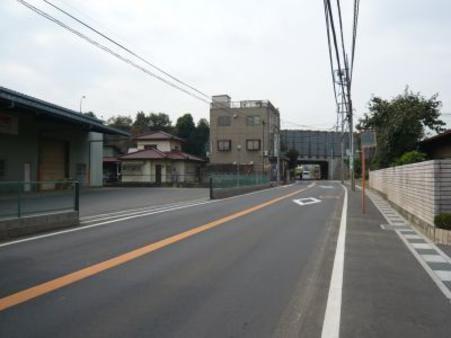 前面道路 後は関越自動車道