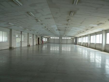 倉庫3階内部