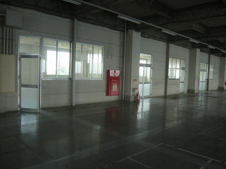 事務所2階内部