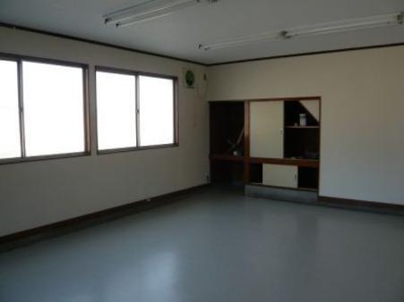 事務所内部 1階